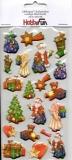 Softy-Sticker-Lustige Weihnacht von HobbyFun (3451198)