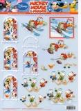 3D-Bogen Disney von Studiolight (STAPDIS33)