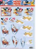 3D-Bogen Disney von Studiolight (STAPDIS34)
