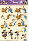 3D-Bogen Disney von Studiolight (STAPDIS31)