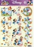 3D-Bogen Disney von Studiolight (STAPDIS32)