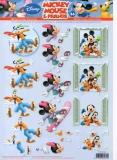 3D-Bogen Disney von Studiolight (STAPDIS36)