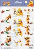 3D-Bogen Winnie the Pooh von Studiolight (STAPPOOH7)