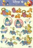 3D-Bogen Winnie the Pooh von Studiolight (STAPPOOH25)