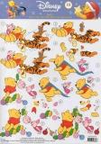 3D-Bogen Winnie the Pooh von Studiolight (STAPPOOH10)