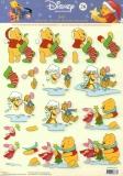 3D-Bogen Winnie the Pooh von Studiolight (STAPPOOH26)
