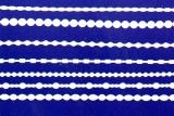 Sticker - Ränder 1 - weiß - 1001