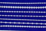 Sticker - Ränder 1 - silber - 1001