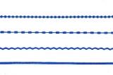 Sticker - Ränder / Linien - blau -1016