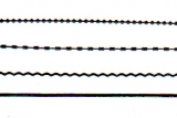 Sticker - Ränder / Linien - schwarz - 1016