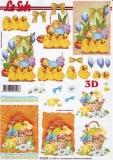 3D-Bogen Ostern von LeSuh (777157)