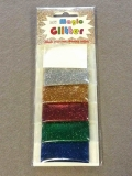 Magic Glitter (Flitter)  Weihnachten - 6 x 2g