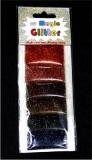 Magic Glitter (Flitter)  Herbstfarben - 6 x 2g