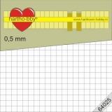 3D-Klebe-Pads - 5 x 5 mm - 0,5 mm
