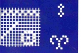 Mosaik-Sticker - Ganze Platte - 1038 - weiß