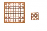 Mosaik-Sticker - Quadrate - 1078 - bronze