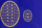 Mosaik-Sticker - Ovale (Eier) - 1080 - gold