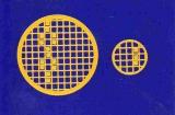 Mosaik-Sticker - Kreise - 1079 - gelb