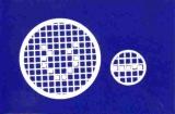 Mosaik-Sticker - Kreise - 1079 - weiß