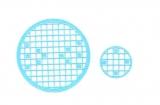Mosaik-Sticker - Kreise - 1079 - hellblau