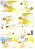 3D-Bogen Mädchen von LeSuh (4169278)