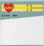 3D-Klebe-Pads - 3 x 3 mm - 2,0 mm