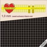 3D-Klebe-Pads schwarz - 5 x 5 mm - 1,0 mm