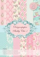 Designer-Paper Shabby Chic 1 (84801)