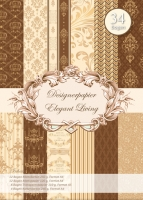 Designer-Paper Elegant Living (84803)