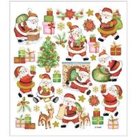 Creativ-Sticker Frohe Weihnachten