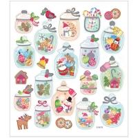 Creativ-Sticker Weihnachtsstimmung