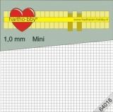 3D-Klebe-Pads - 3 x 3 mm - 1,0 mm