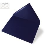 5x Umschläge C6 nachtblau (Rayher)