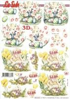 3D-Bogen Ostereiersuche von LeSuh (8215531)