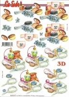 3D-Bogen Beauty für die Dame von LeSuh (8215477)