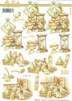 3D-Bogen Frühstück & Sauna von LeSuh (8215511)
