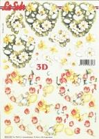 3D-Bogen Frühlingsherz von LeSuh (8215533)