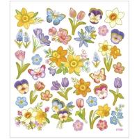 Creativ-Sticker Blumen
