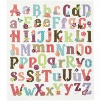 Creativ-Sticker Alphabet
