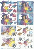 3D-Bogen Hexen von LeSuh (777.047)