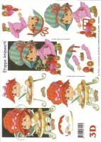 3D-Bogen Kinder von LeSuh (4169148)