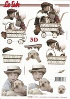 3D-Bogen Nostalgie von LeSuh (416980)