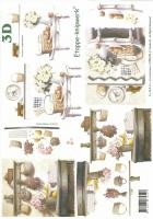 3D-Bogen Küchenschrank von LeSuh (4169165)