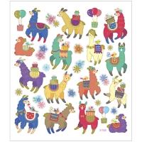 Creativ-Sticker Lamas
