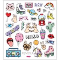 Creativ-Sticker Girl Power