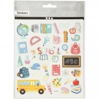 Creativ-Sticker Schule