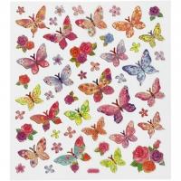 Creativ-Sticker Schmetterlinge