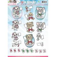 Stanzbogen - Yvonne Creations - Tots & Toddlers (146)