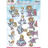 Stanzbogen - Yvonne Creations - Tots & Toddlers (144)