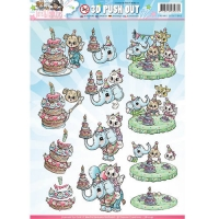 Stanzbogen - Yvonne Creations - Tots & Toddlers (142)